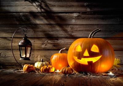 Happy Halloween, Stonewood Style