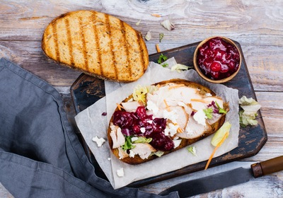 Thanksgiving, Take 2: How to Use Turkey Day Leftovers