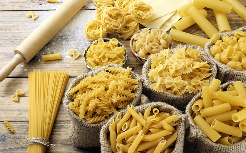 8 Fun Facts for National Pasta Month