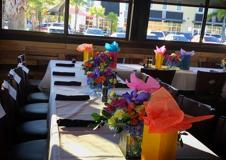 Plan Your Perfect Event with Stonewood's Group Dining Rooms