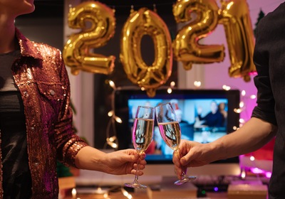 5 Fun, Flavorful Ways to Ring in 2021
