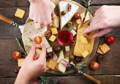Why We're a Fan of Finger Foods