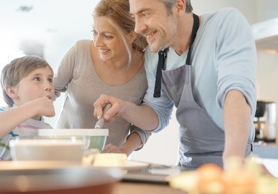 Good Food as a Family Affair